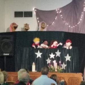 Children's Christmas Program - 2014