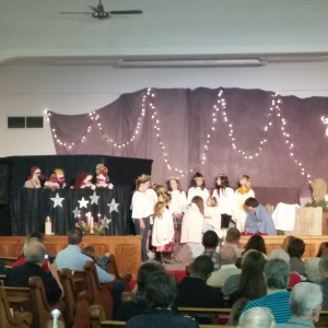 Children's Christmas Program - 2014