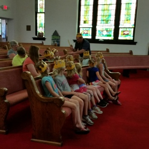 VBS Day 1 - 2014 Lesson