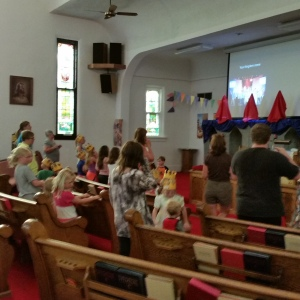 VBS Day 1 Music 2014